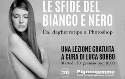 Workshop Biano E Nero